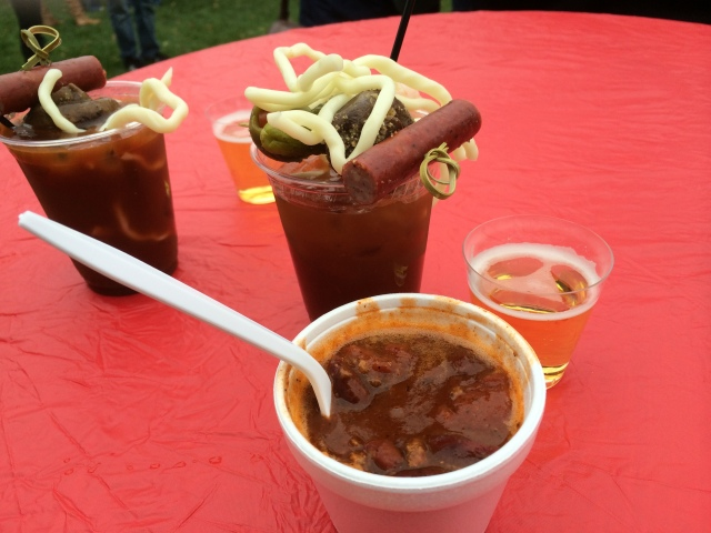 Bloody Mary and Chili Competition 004
