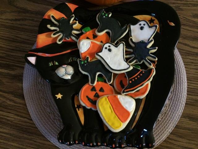 Halloween Cookies 001