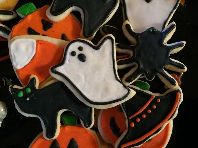 Halloween Cookies 003