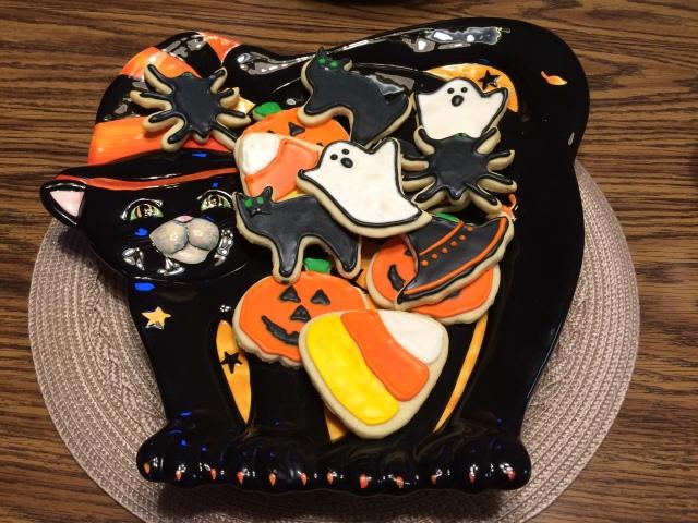 Halloween Cookies 008