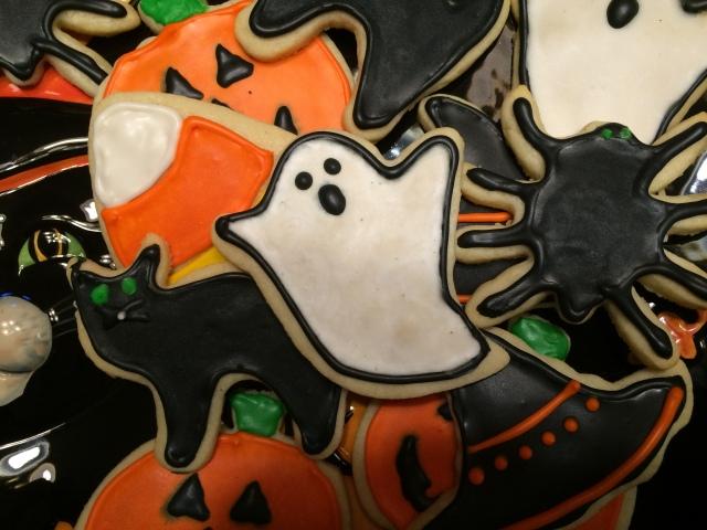 Halloween Cookies 011