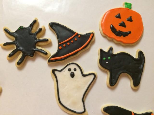 Halloween Cookies 013