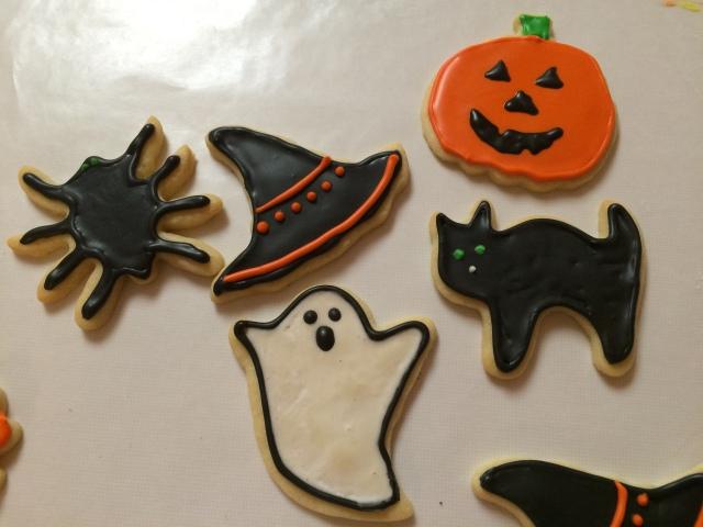 Halloween Cookies 015