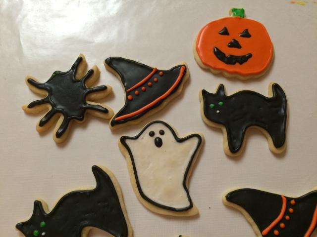 Halloween Cookies 016