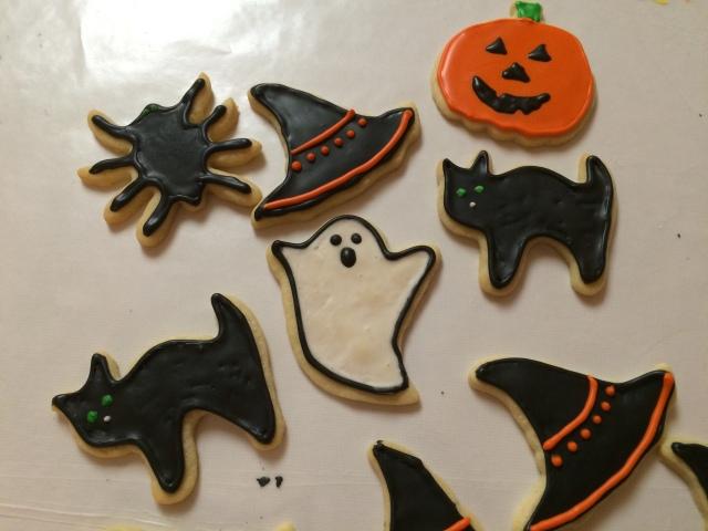 Halloween Cookies 017