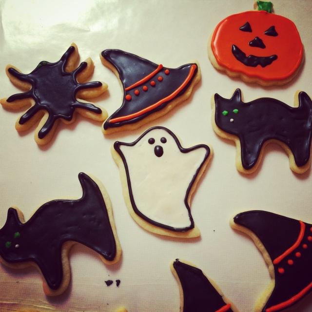 Halloween Cookies 018